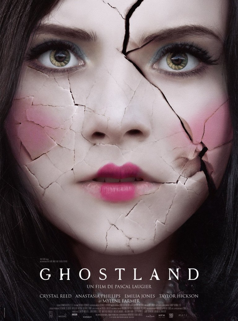 Ghostland kapak