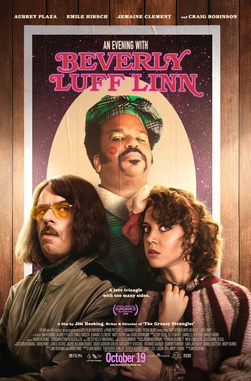 An Evening with Beverly Luff Linn kapak