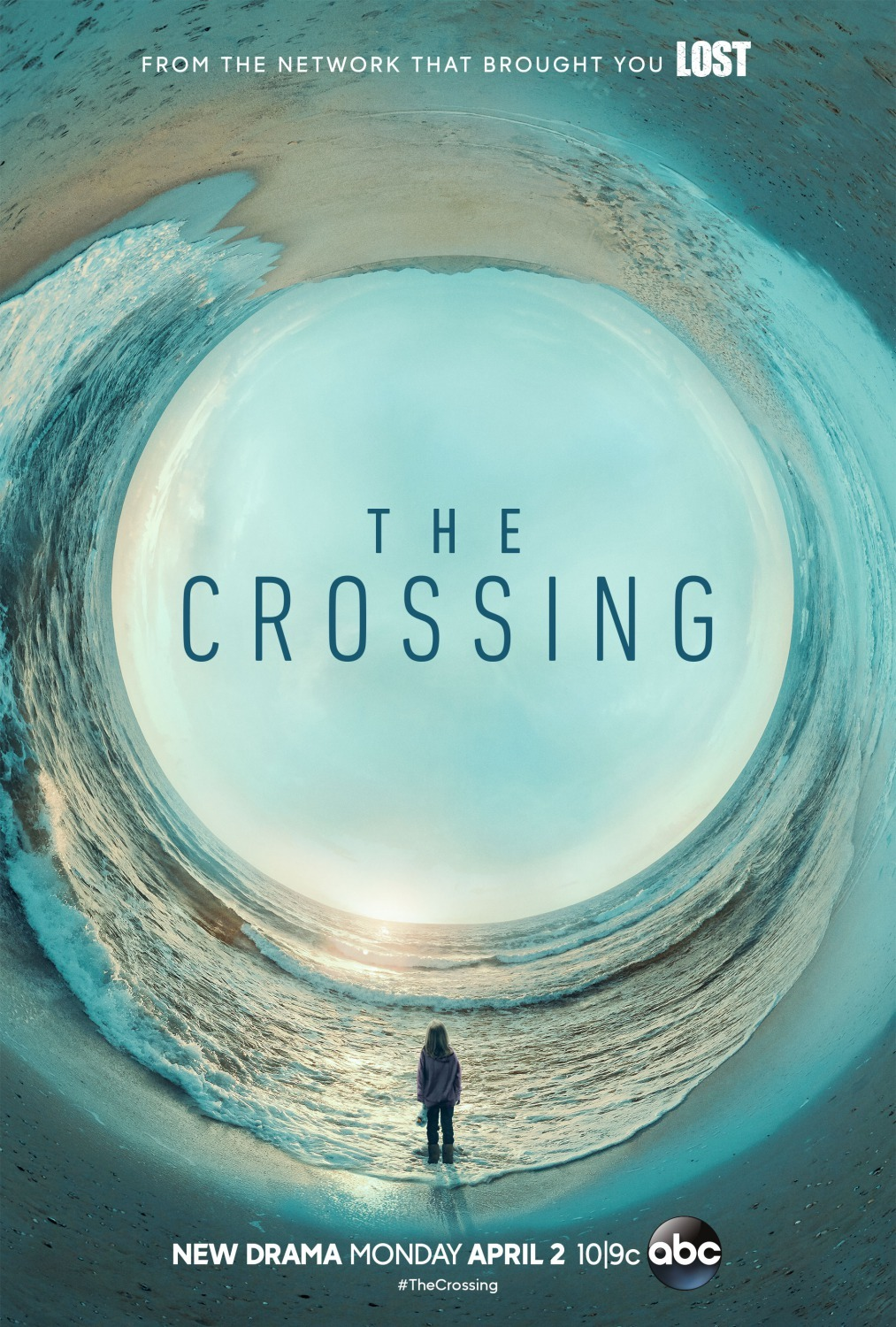 The Crossing kapak
