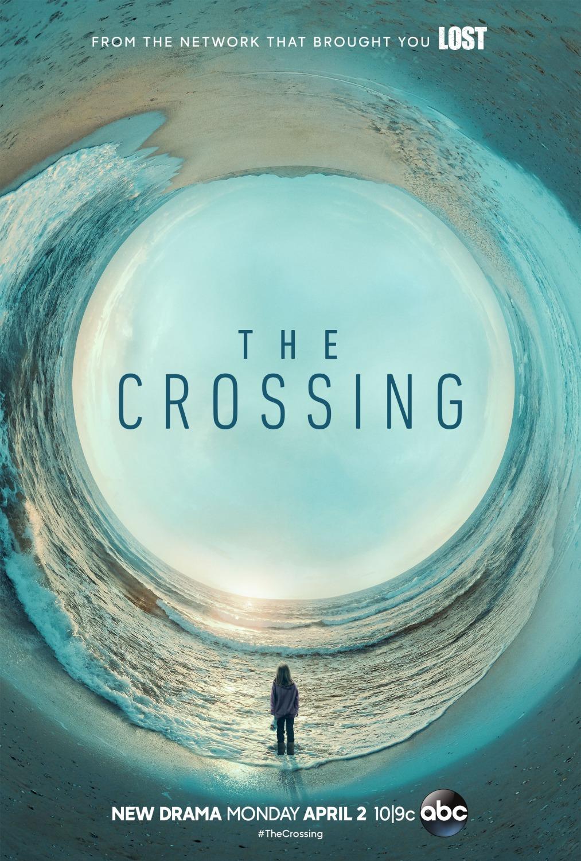 The Crossing kapak