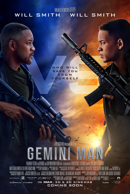 Gemini Man kapak
