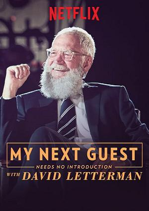 My Next Guest Needs No Introduction with David Letterman kapak