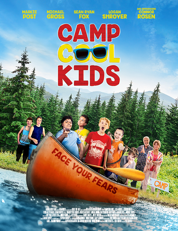 Camp Cool Kids kapak