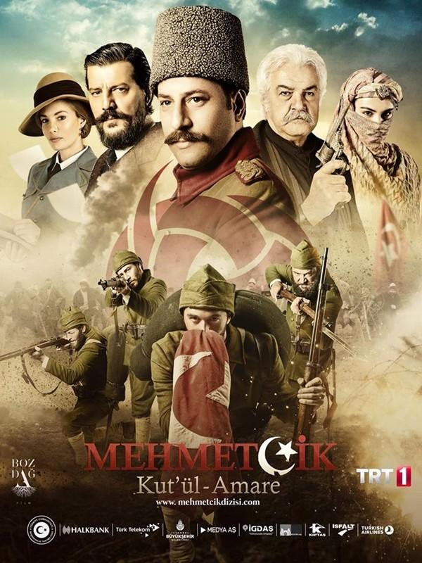 Mehmetçik Kut'ül Amare kapak