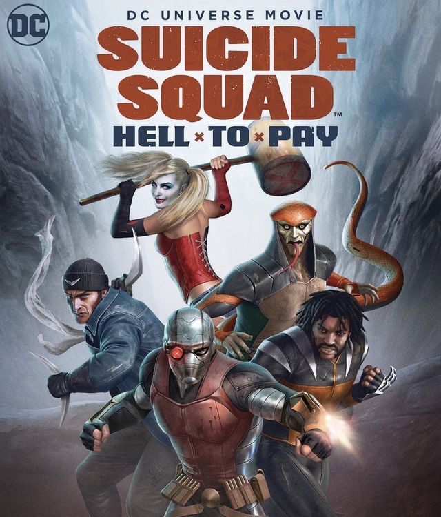 Suicide Squad: Hell to Pay kapak