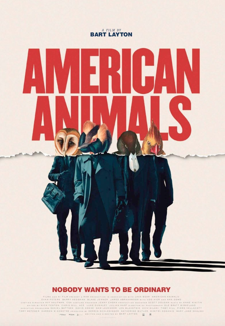 American Animals kapak