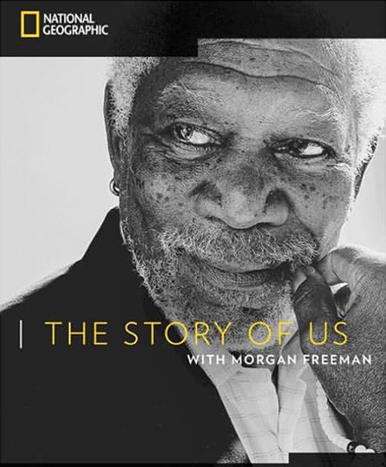 The Story of Us with Morgan Freeman kapak