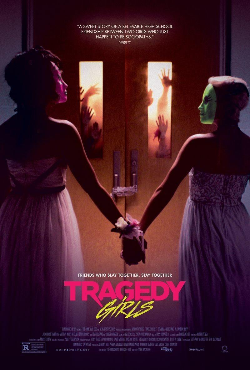 Tragedy Girls kapak
