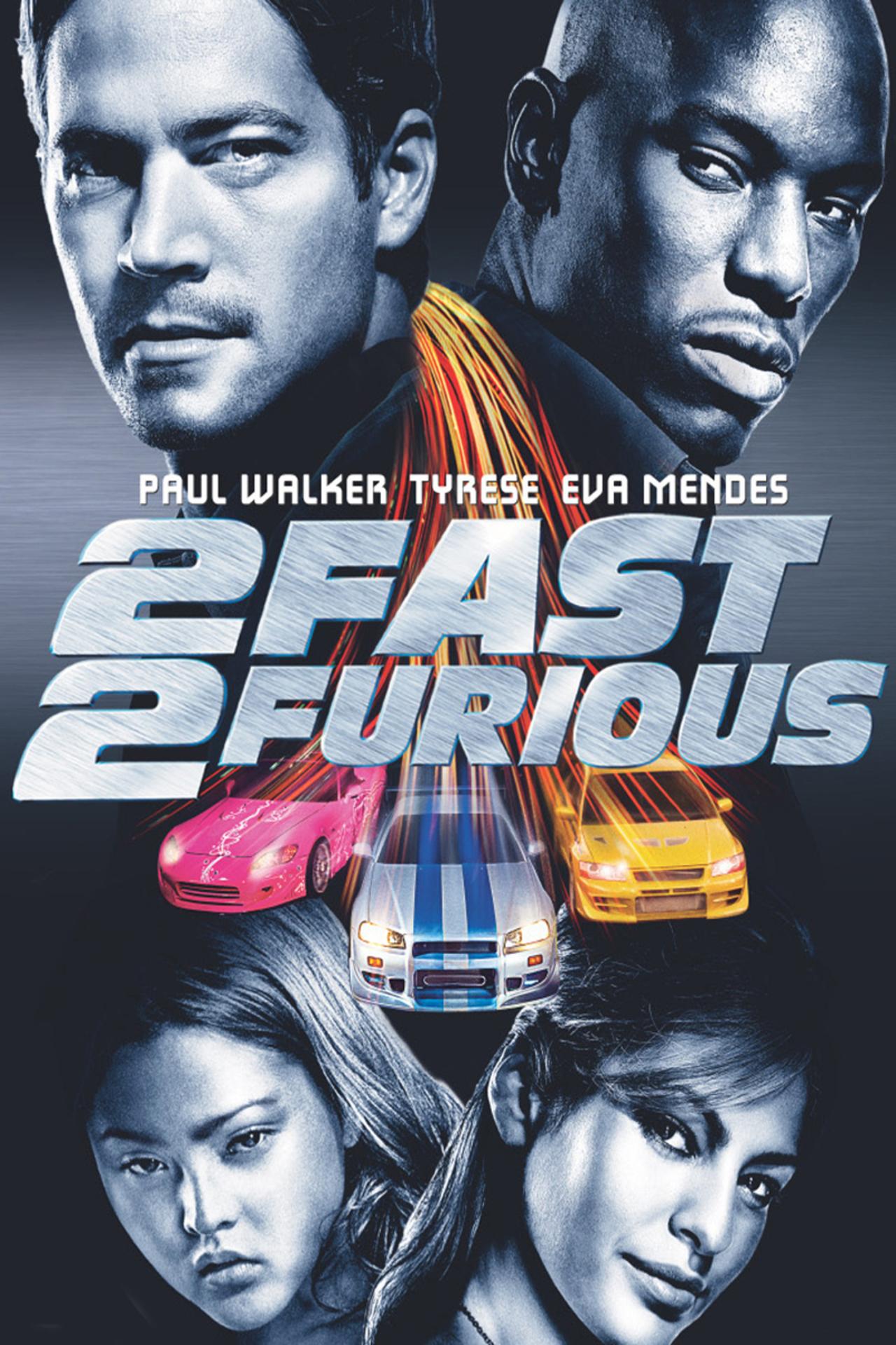 2 Fast 2 Furious kapak