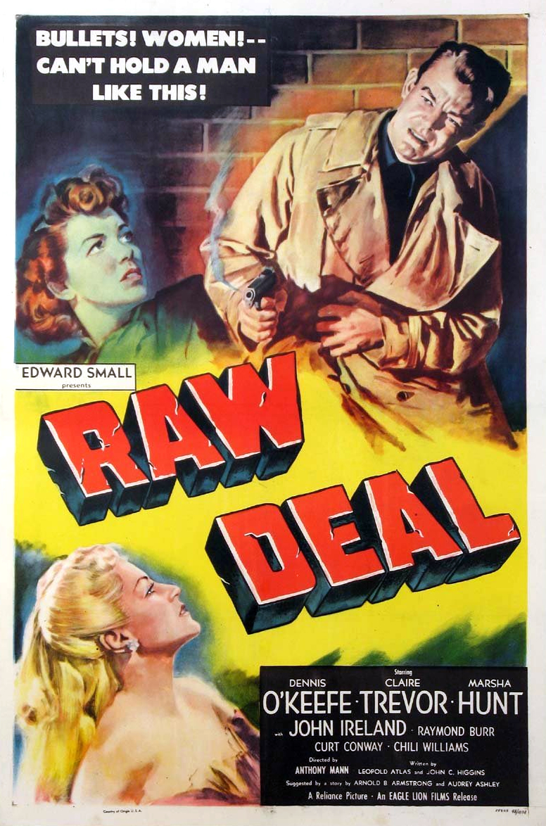 Raw Deal kapak