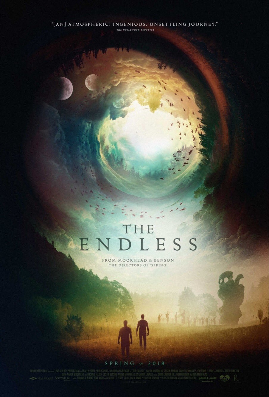 The Endless kapak