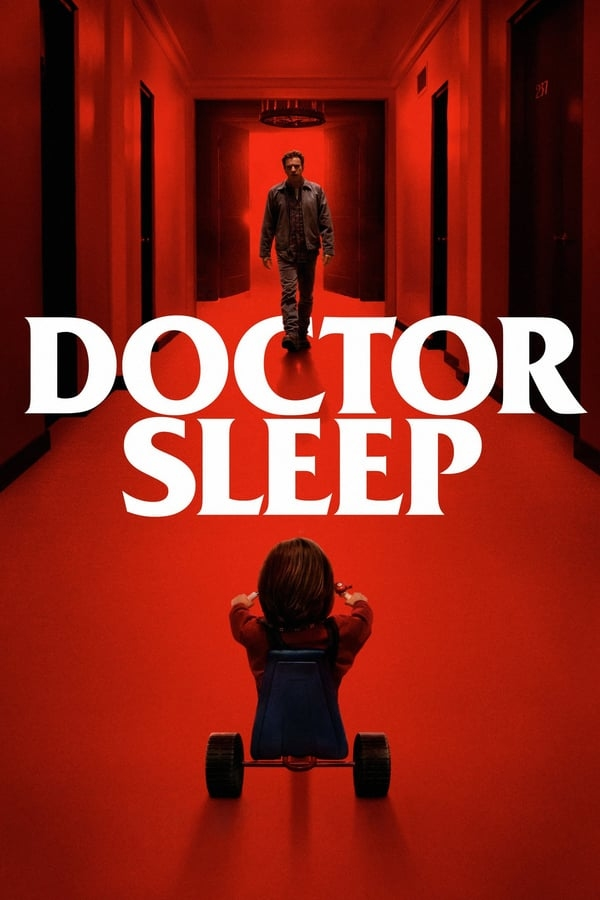 Doctor Sleep kapak