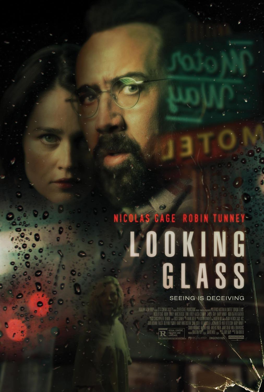 Looking Glass kapak