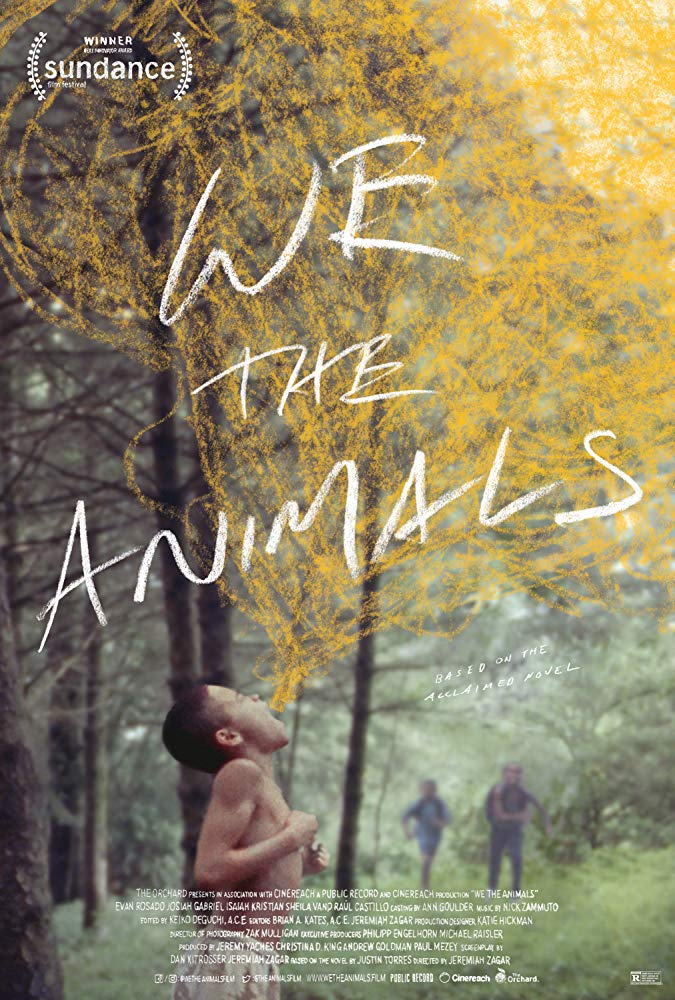 We the Animals kapak