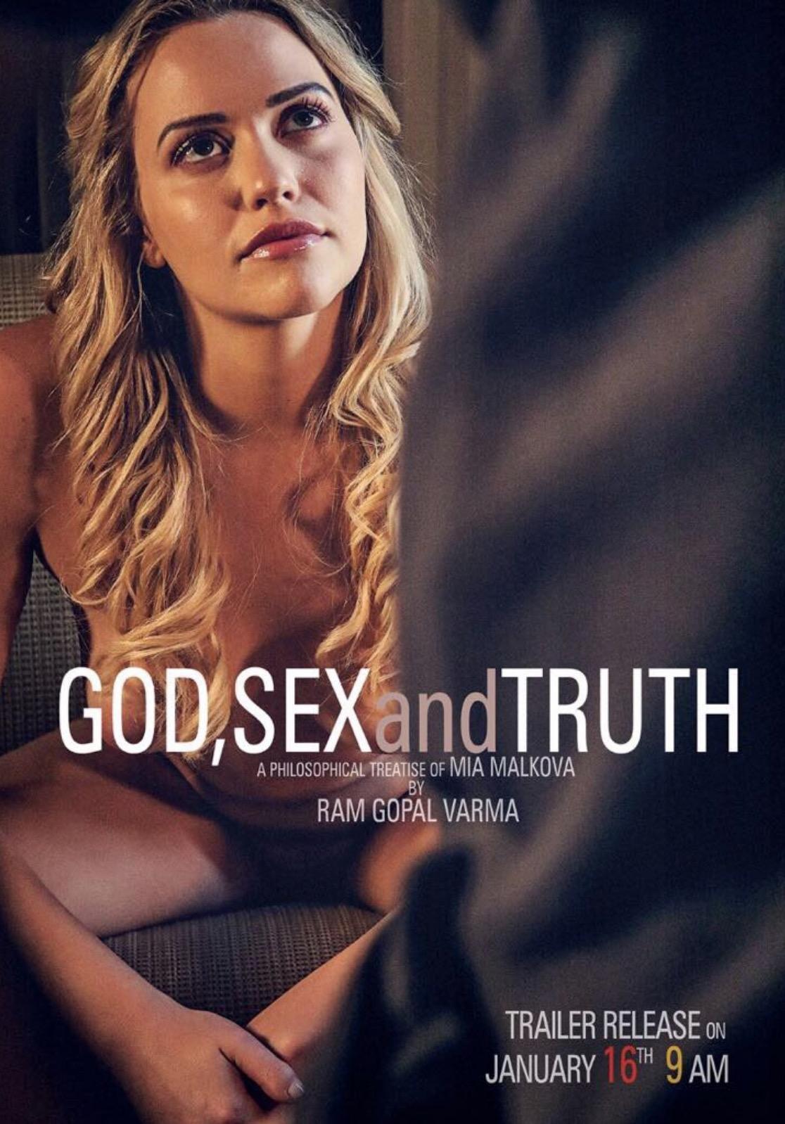 God, Sex and Truth kapak