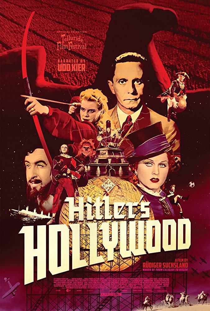 Hitler's Hollywood kapak