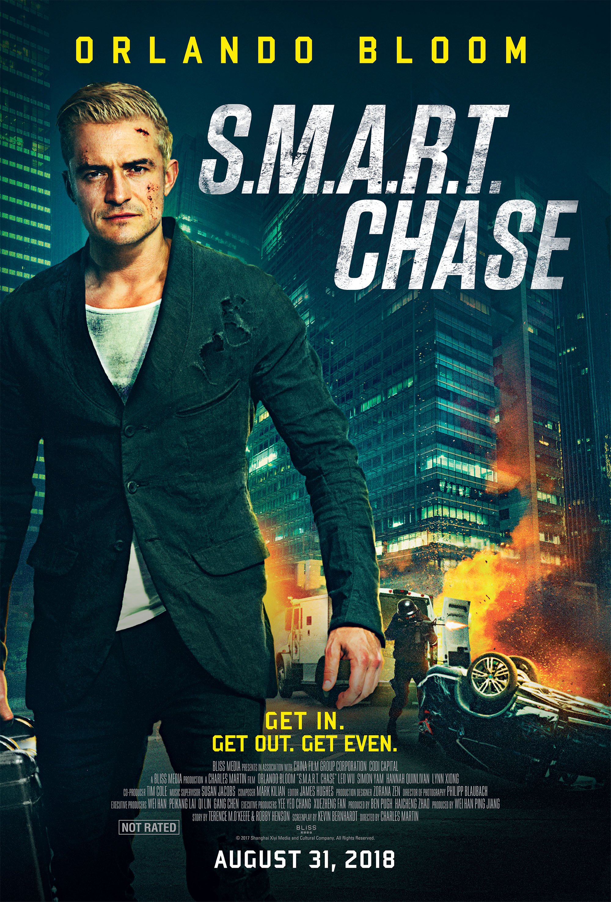 S.M.A.R.T. Chase kapak