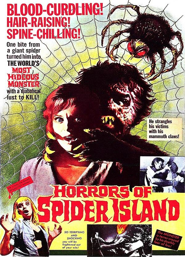 The Spider's Web kapak
