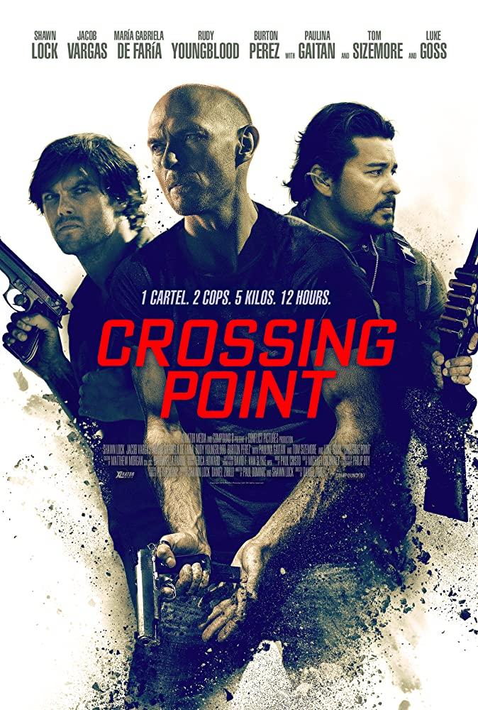 Crossing Point kapak