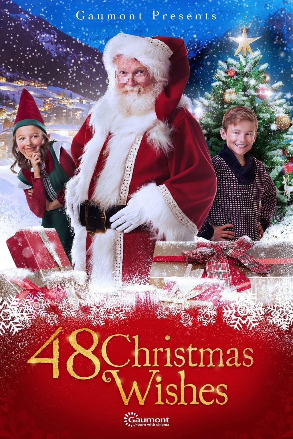 48 Christmas Wishes kapak