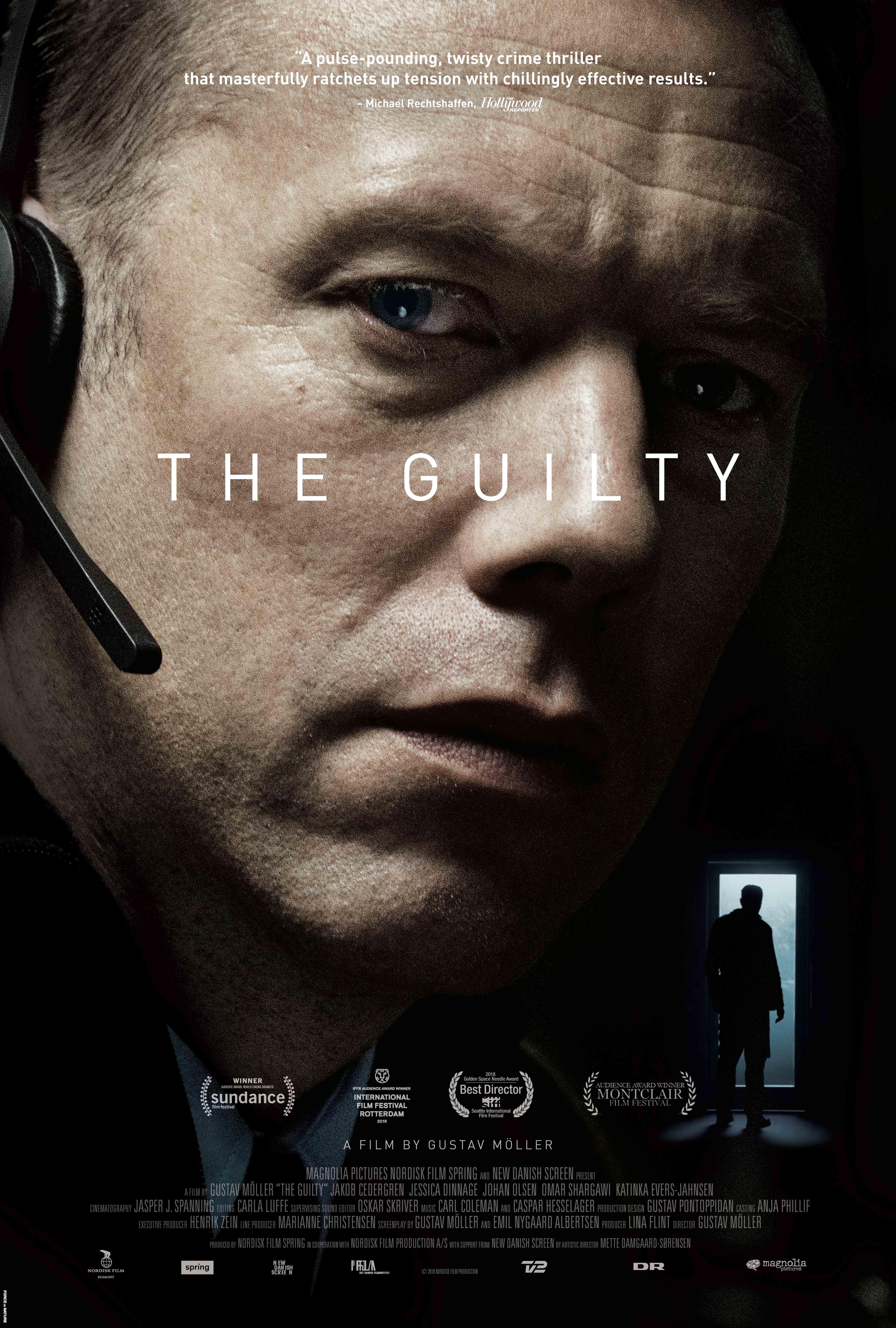 The Guilty kapak