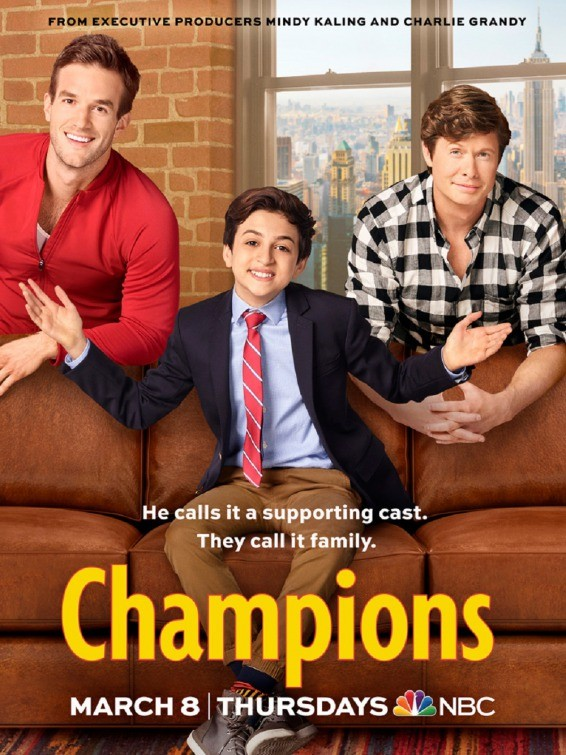 Champions kapak