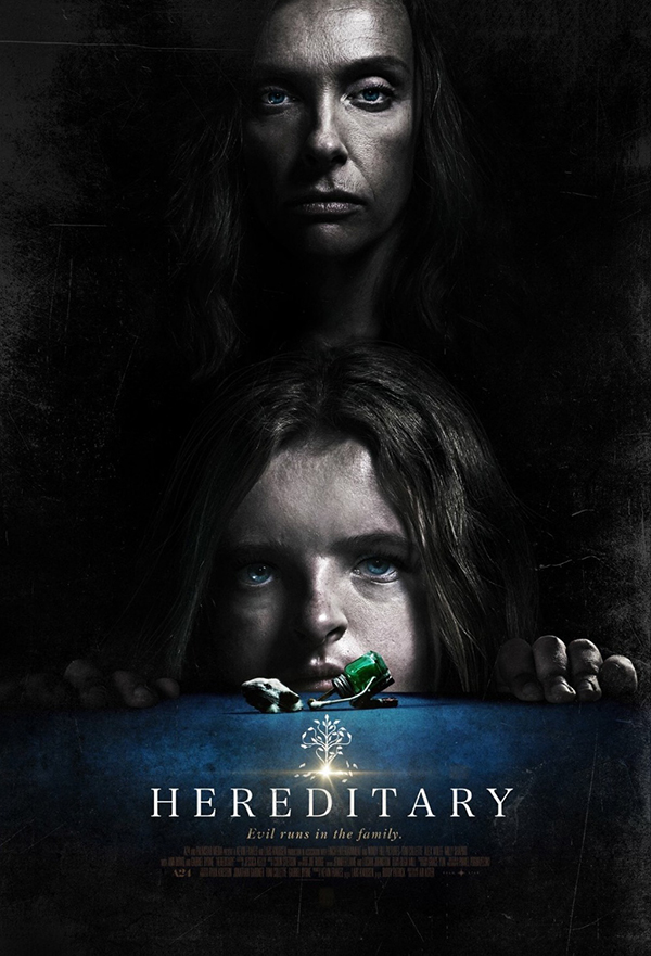 Hereditary kapak