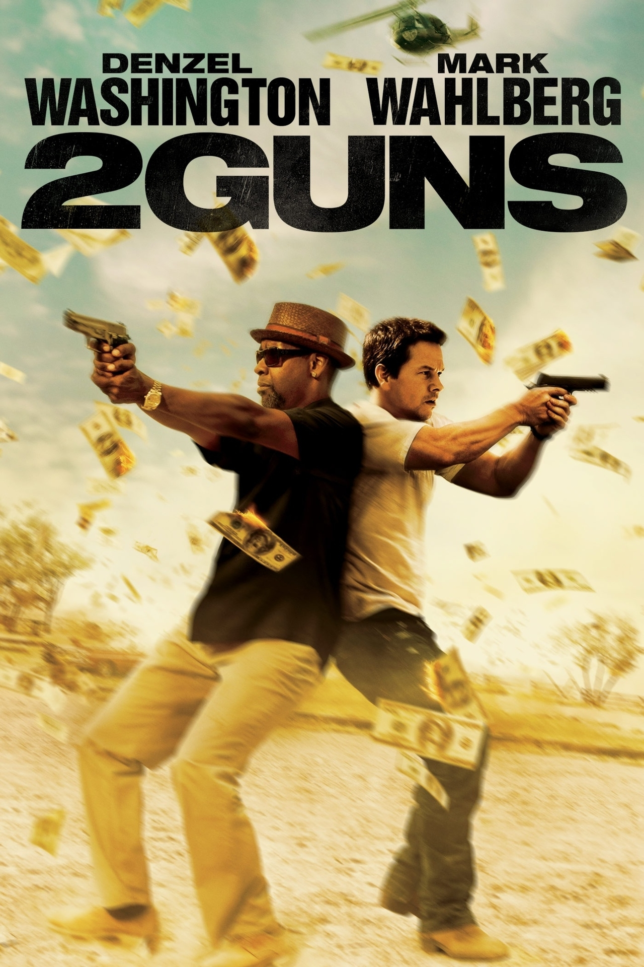2 Guns kapak