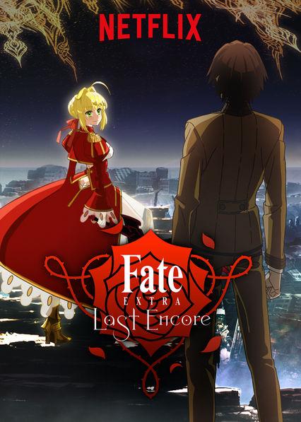 Fate/Extra Last Encore kapak