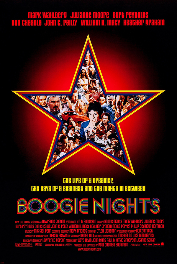 Boogie Nights kapak