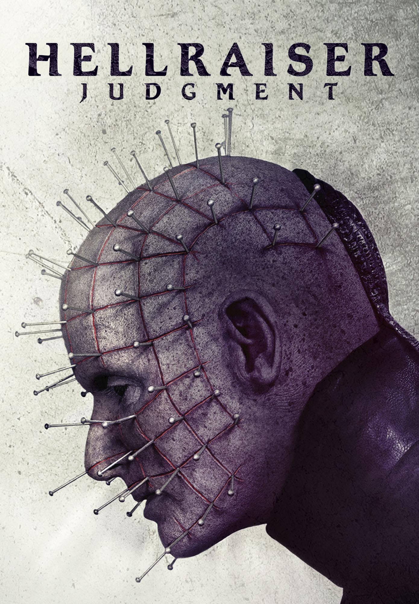Hellraiser: Judgment kapak