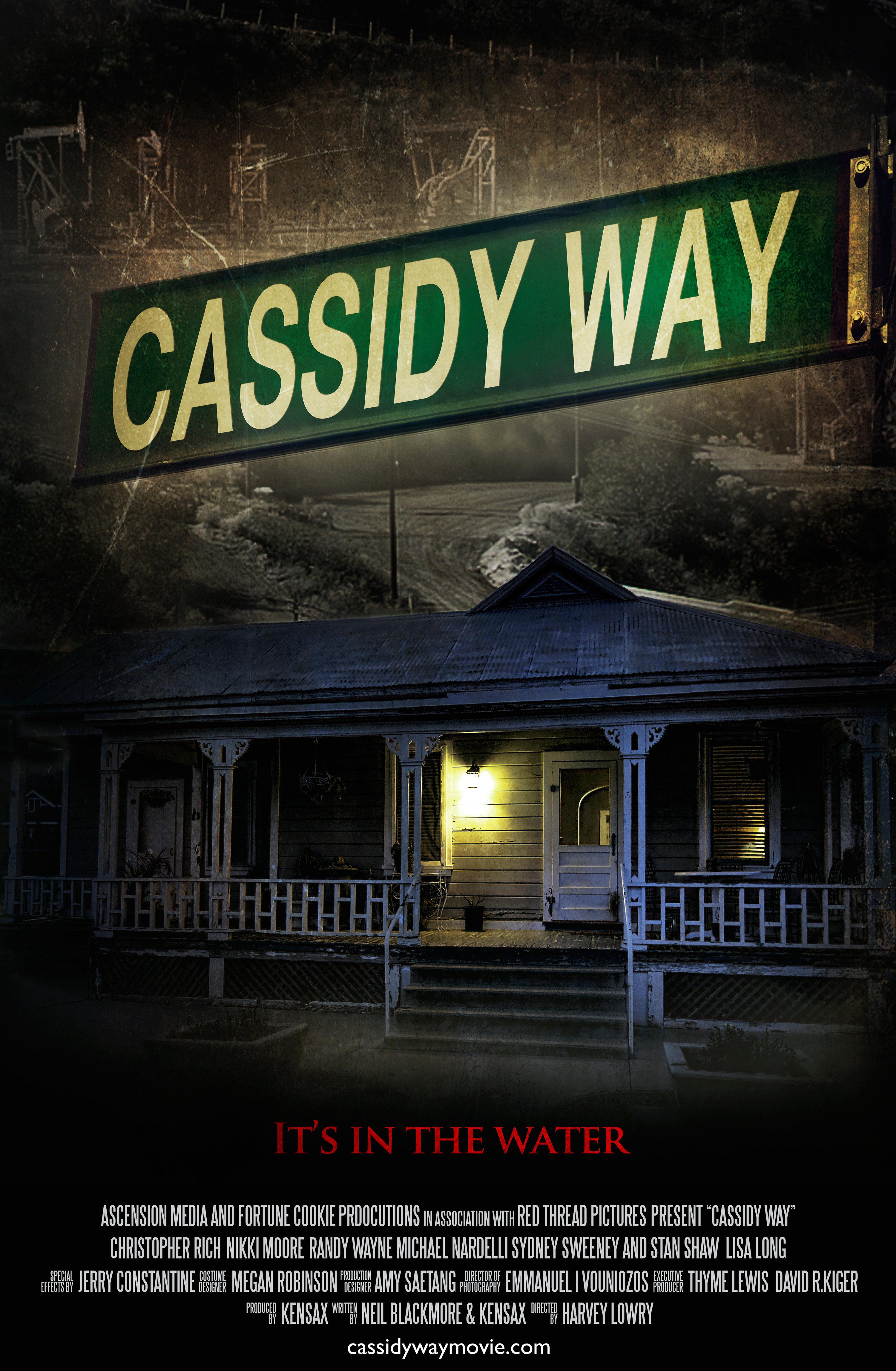 Cassidy Way kapak