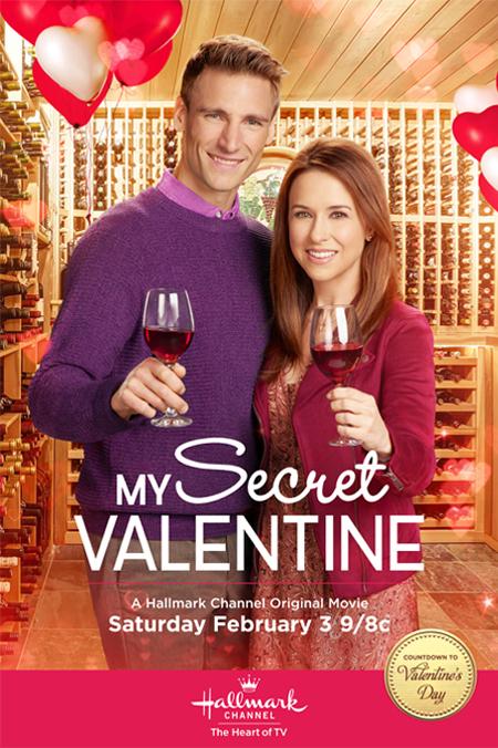 My Secret Valentine kapak