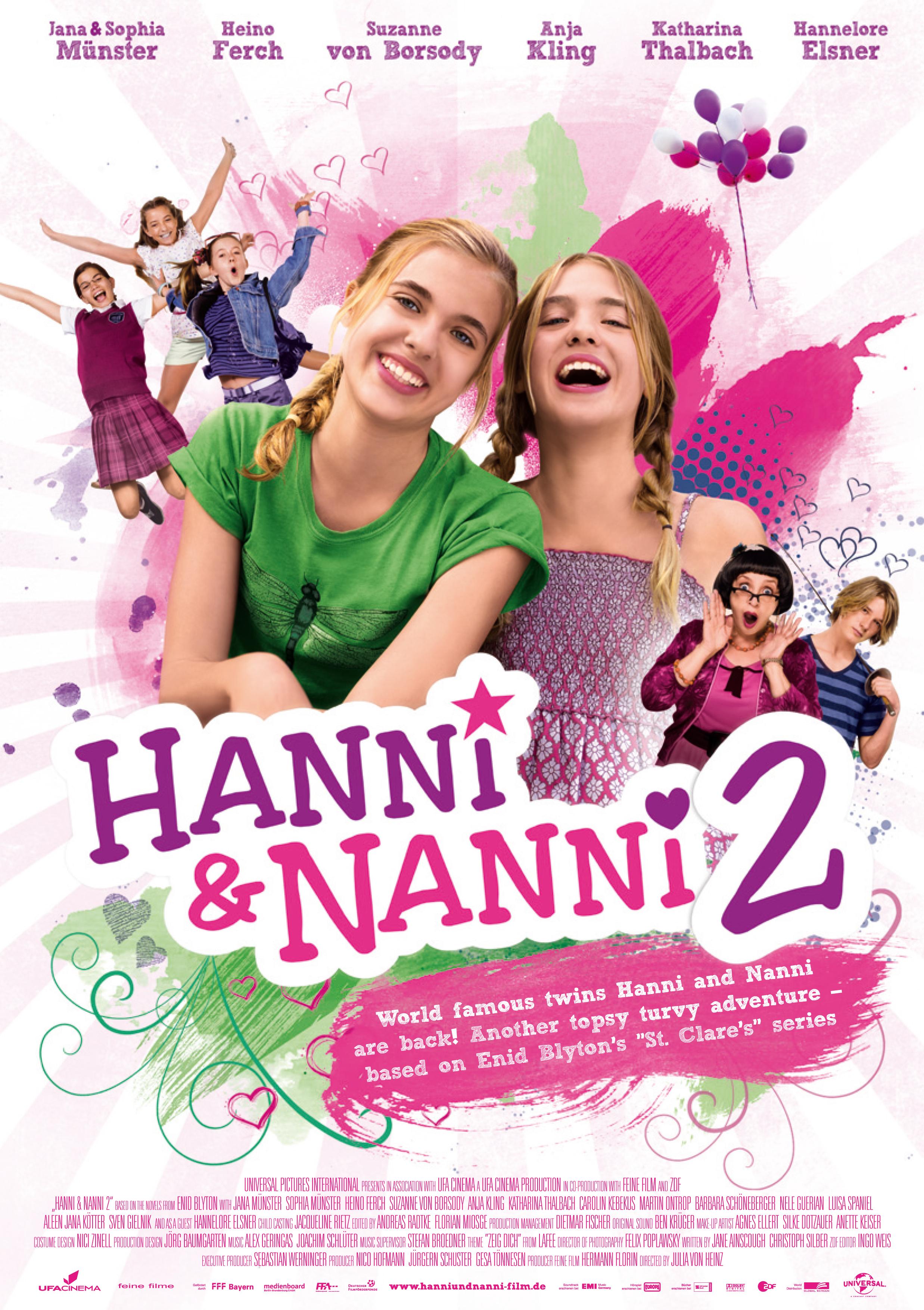 Hanni and Nanni 2 kapak