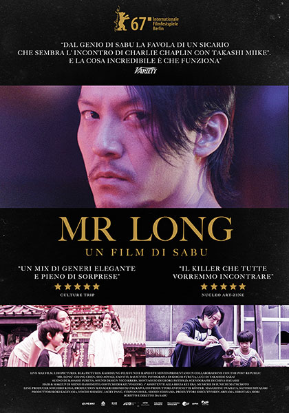 Mr. Long kapak