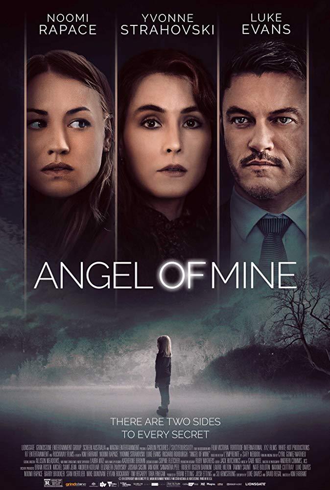 Angel of Mine kapak
