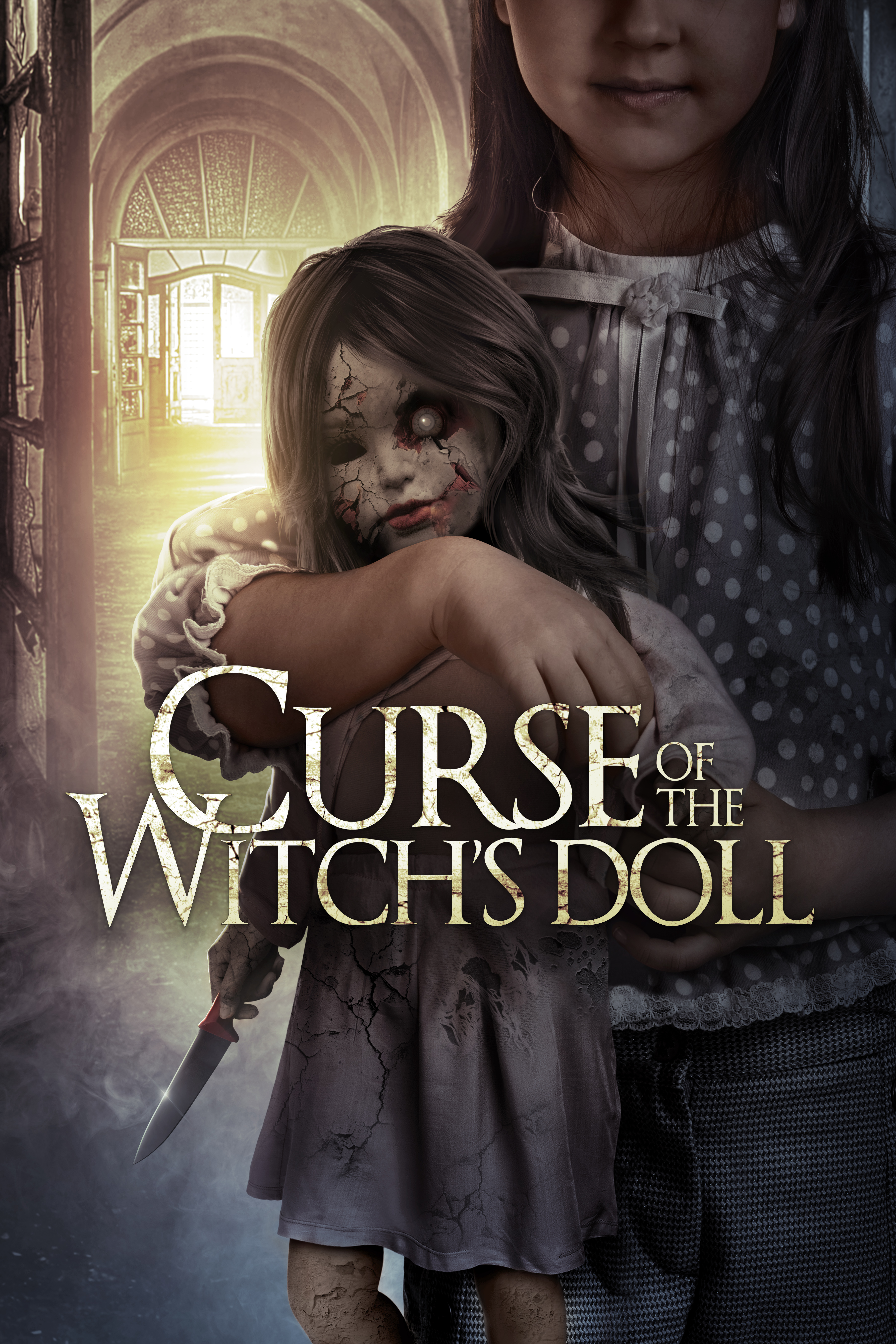 Curse of the Witch's Doll kapak