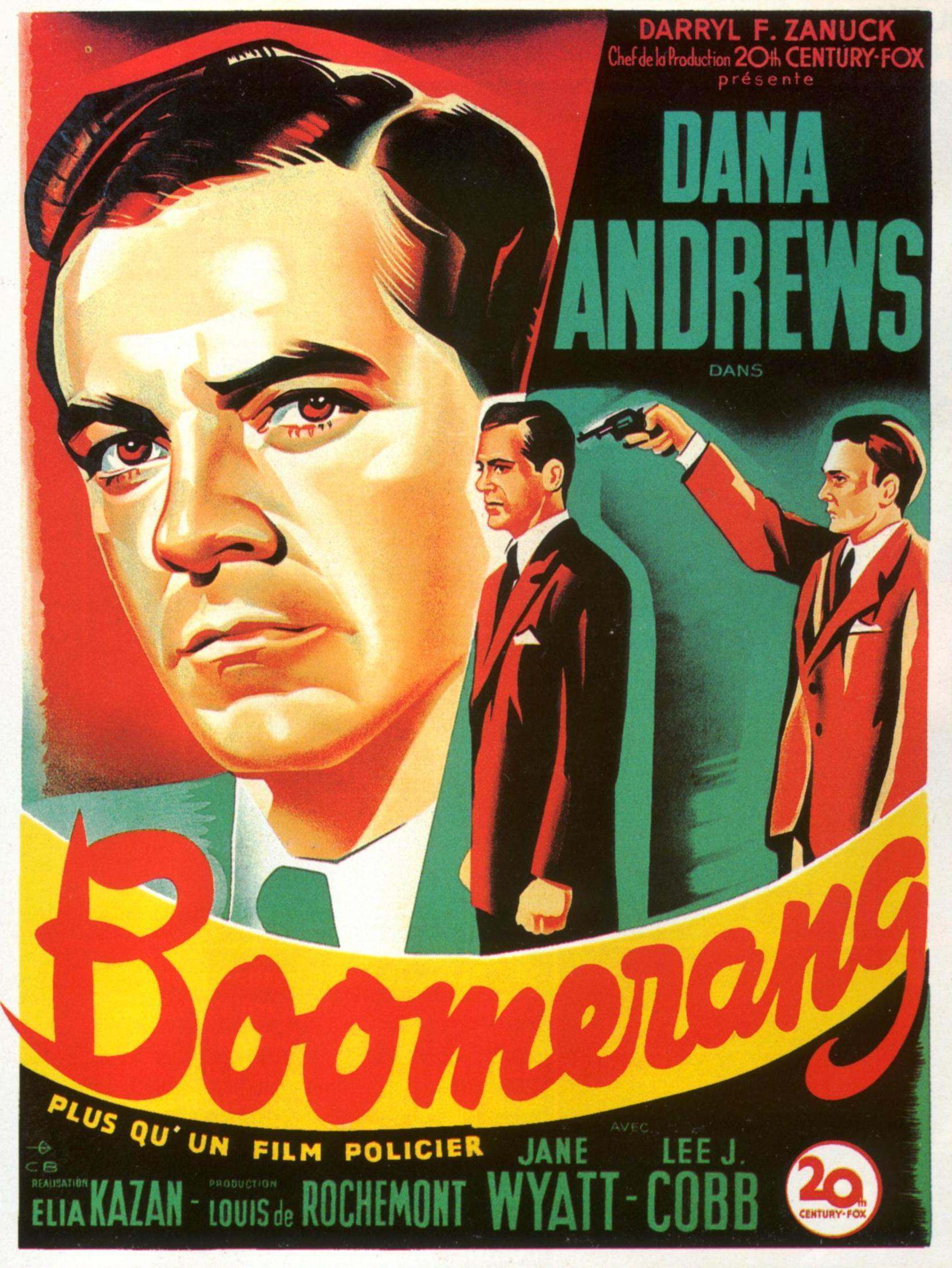 Boomerang! kapak