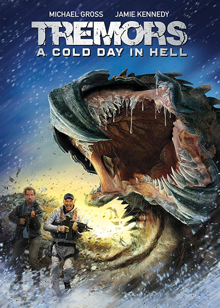 Tremors: A Cold Day in Hell kapak
