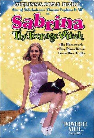 Sabrina the Teenage Witch kapak