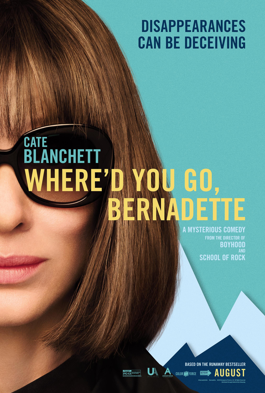 Where'd You Go, Bernadette kapak