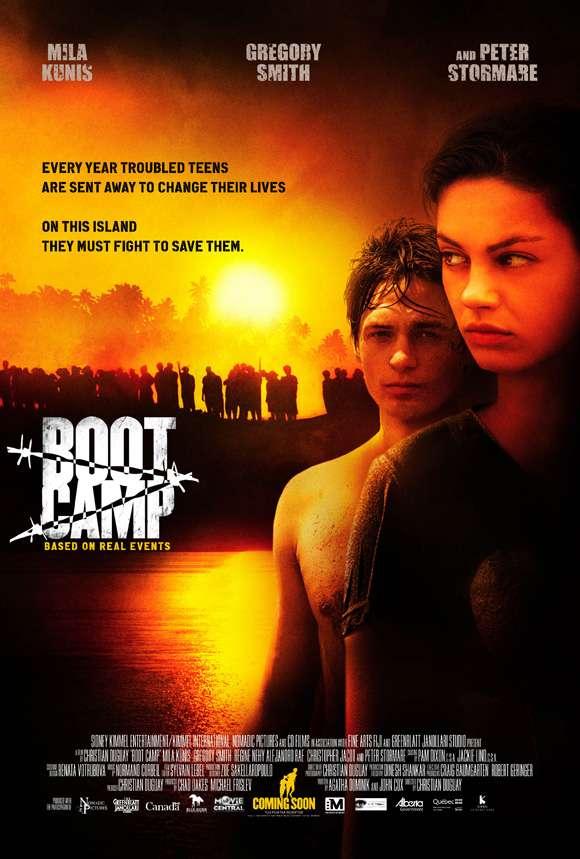 Boot Camp kapak