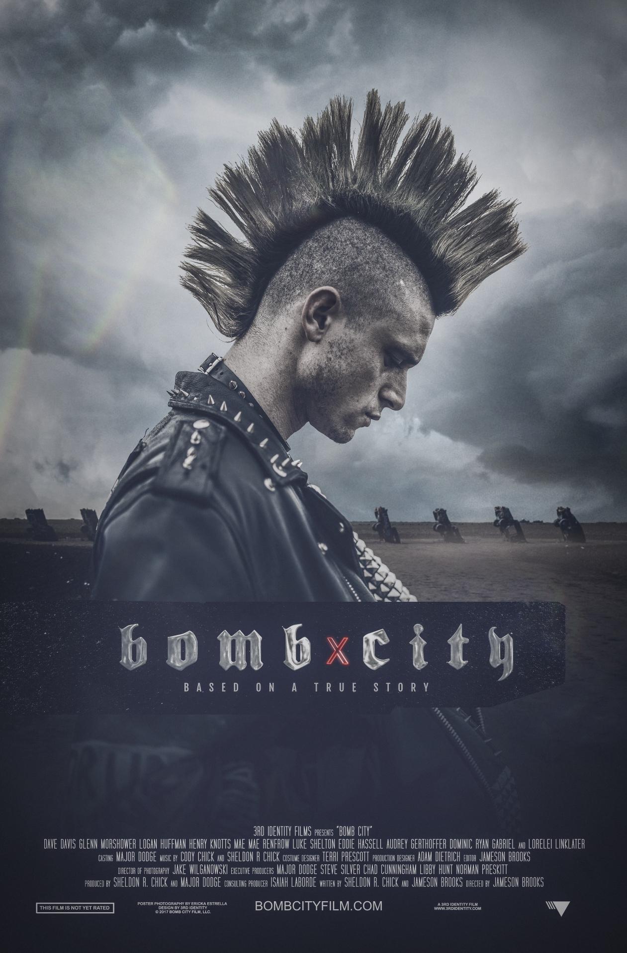 Bomb City kapak
