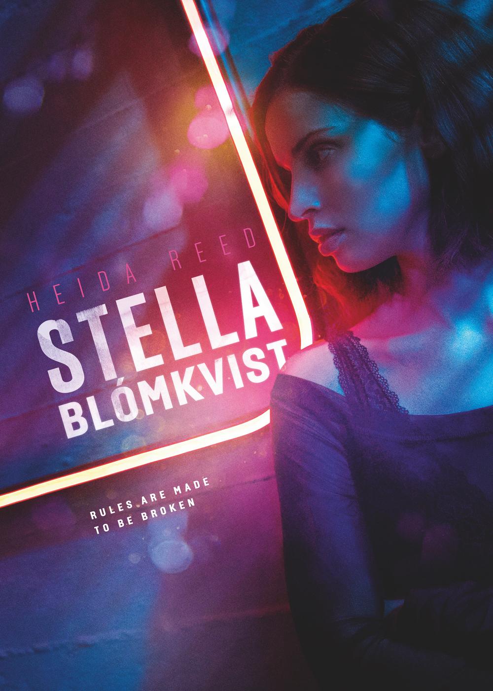Stella Blómkvist kapak