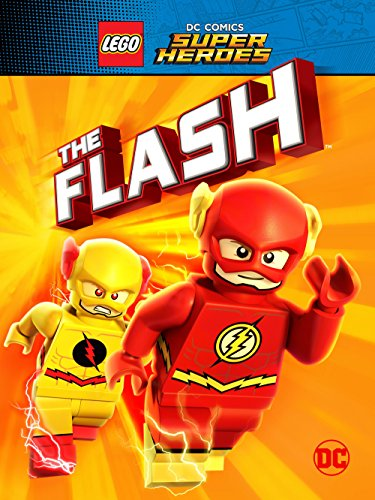 Lego DC Comics Super Heroes: The Flash kapak