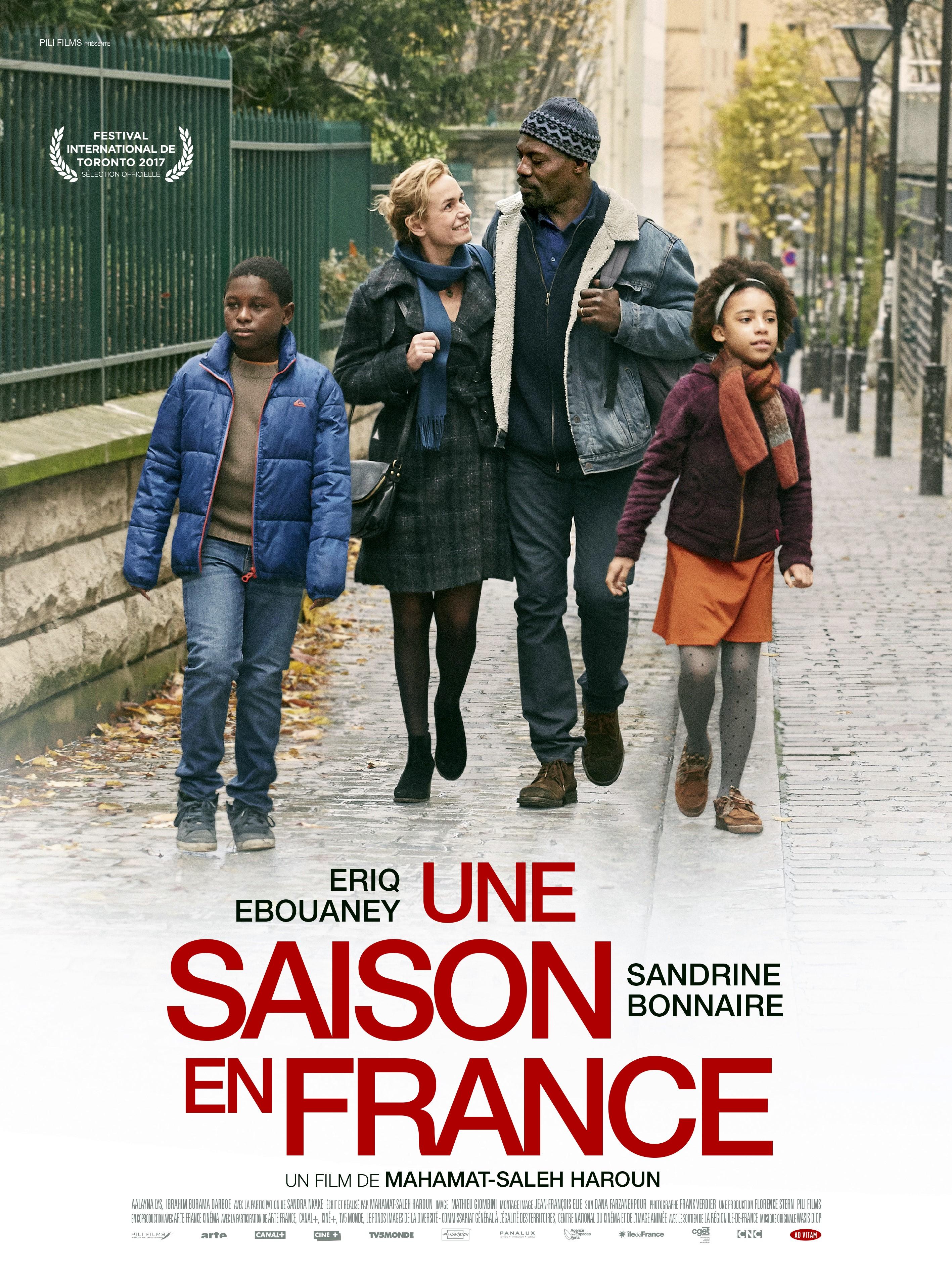 A Season in France kapak
