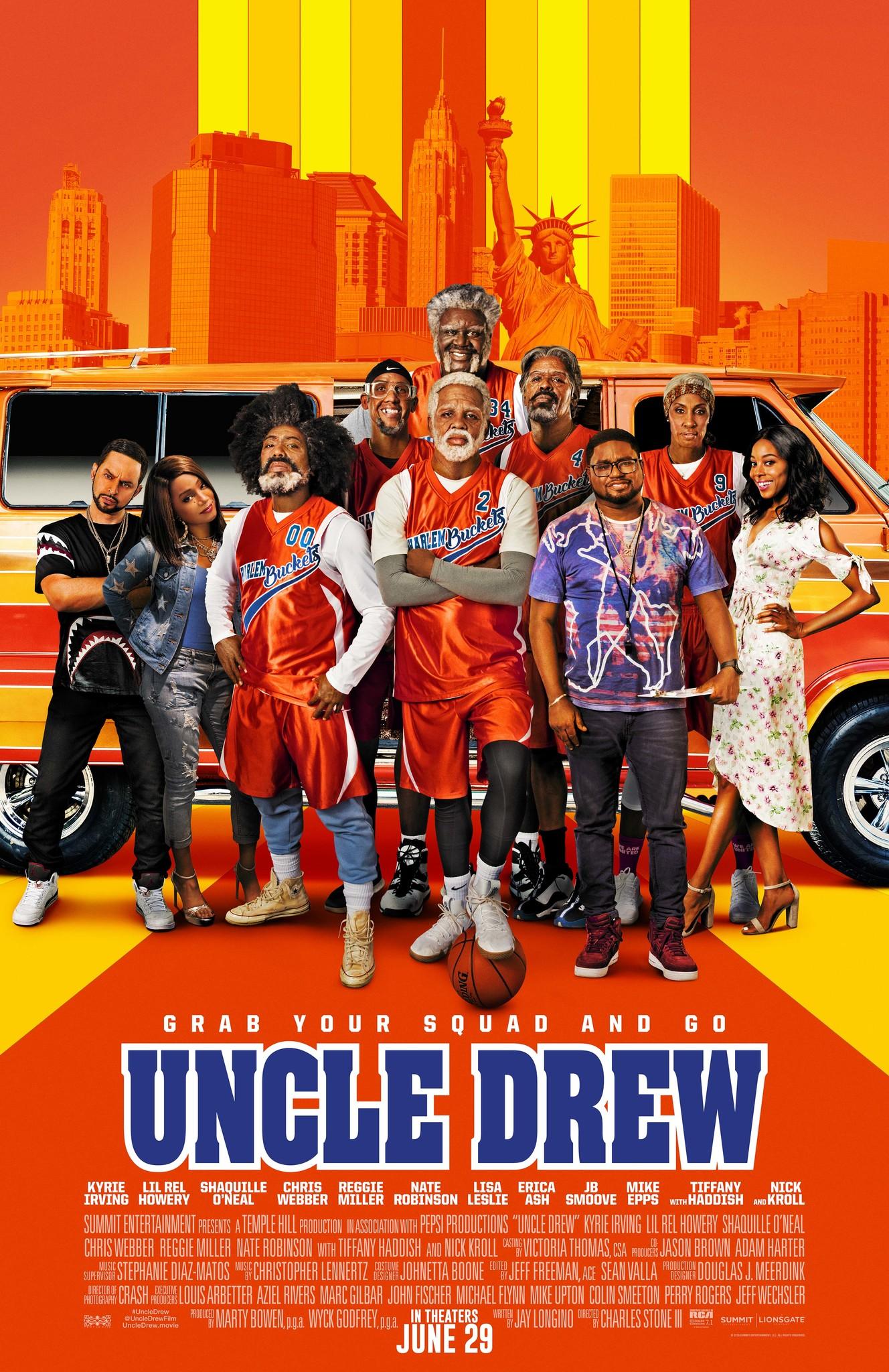 Uncle Drew kapak