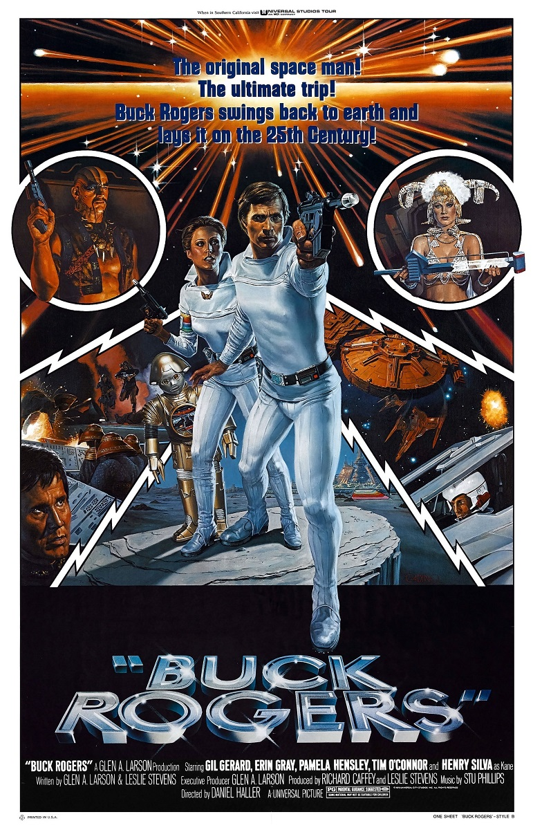 Buck Rogers in the 25th Century kapak