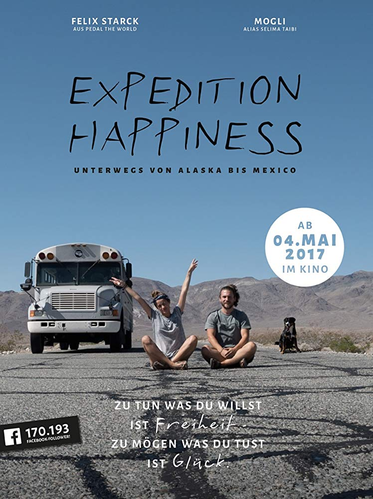 Expedition Happiness kapak
