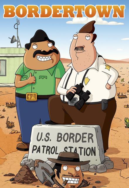 Bordertown kapak